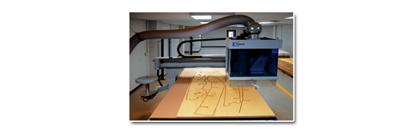 In House Weeke BHP 200 CNC Router Image